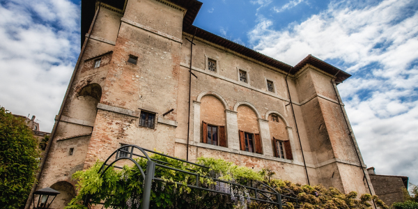 Palazzo Farrattini - Umbria - Italy